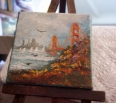 SF AND GOLDEN GATE B 3 X 3 OIL